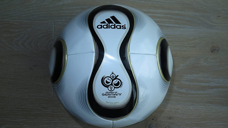 adidas – Balón la copa mundial de fútbol de Alemania 2006 (Teamgeist]: Amazon.es: Deportes y aire libre