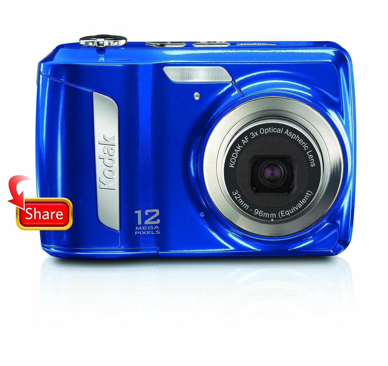 Amazon.com : Kodak Easyshare C143 Digital Camera (Blue) : Point And Shoot  Digital Cameras : Camera & Photo
