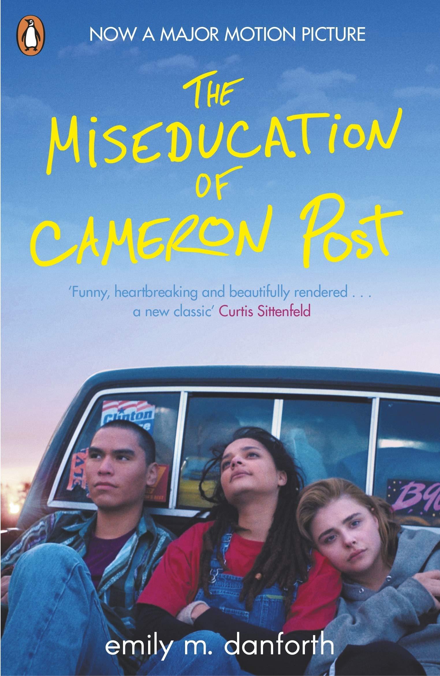 The Miseducation Of Cameron Post (film): Amazon.es: Emily M Danforth: Libros en idiomas extranjeros