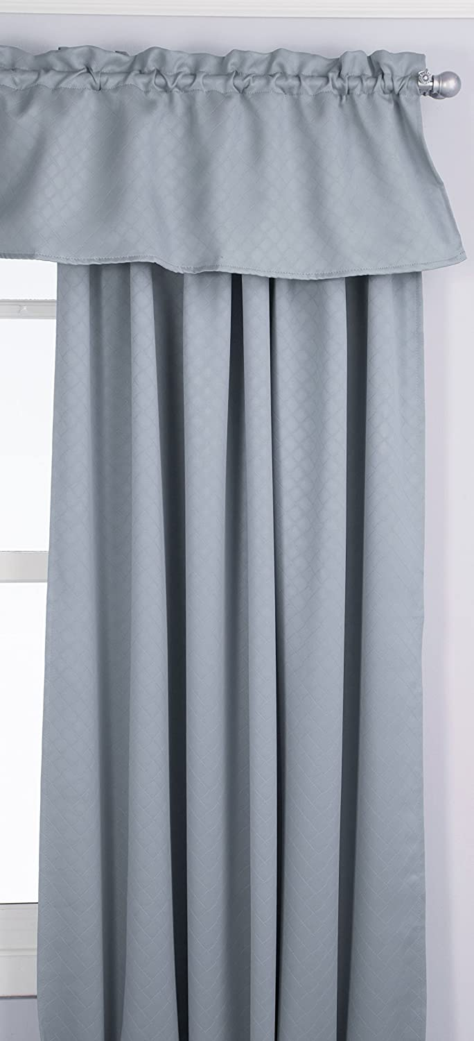 Lorraine Home Fashions Facets Room Darkening Blackout Window Curtain Panel