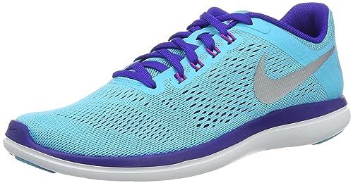 Nike Wmns Flex 2016 RN, Zapatillas de Running para Mujer: Amazon ...