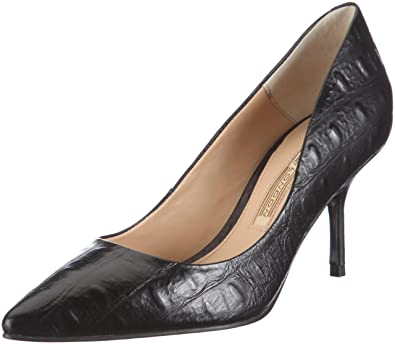 London Schwarzblack 37 Damen 17004 Buffalo Eu 01 Pumps 826 Croco shtCxdQr