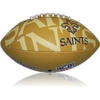 Wilson Football NFL Junior New Orleans Saints Logo