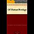 Of Human Bondage (English Edition)