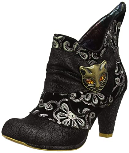 Irregular Choice Women s Miaow Ankle Boots  Amazon.co.uk  Shoes   Bags 0fbf223e72b8