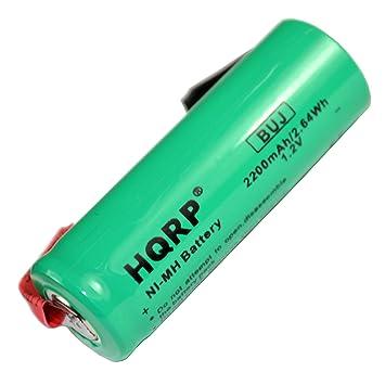 HQRP batería de repuesto para 3731 ProCare Braun Oral-B Triumph 9000, 9400,