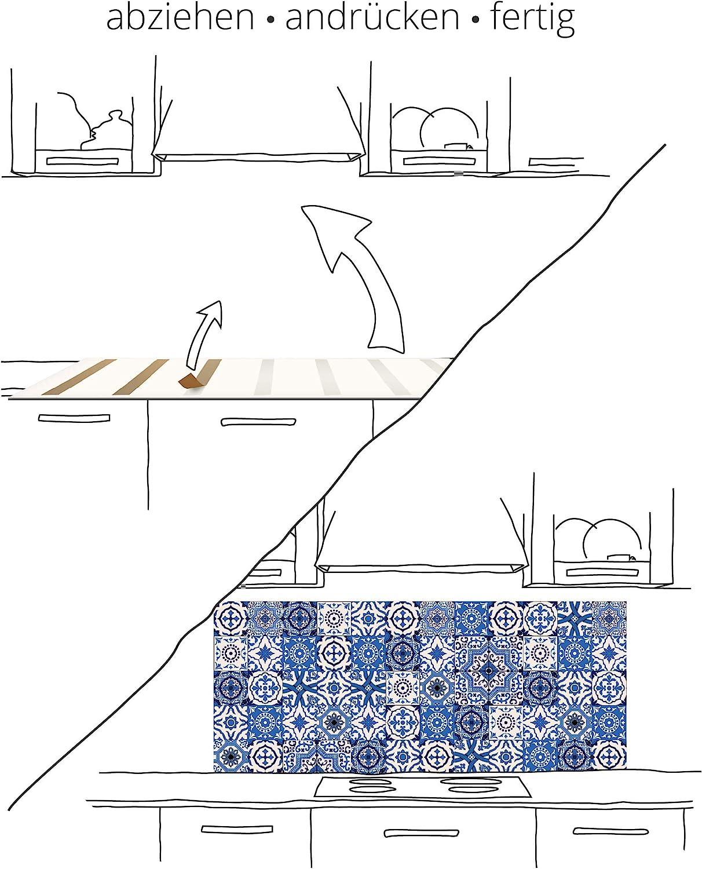 Fliesenschutz Küche