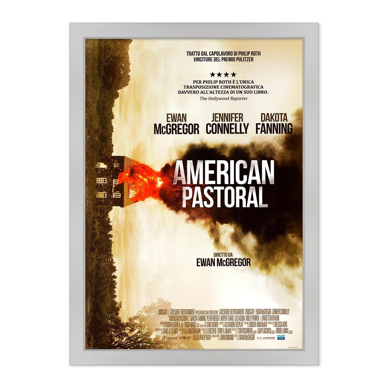 Póster Cartel Cinema original con marco - Enmarcado ...