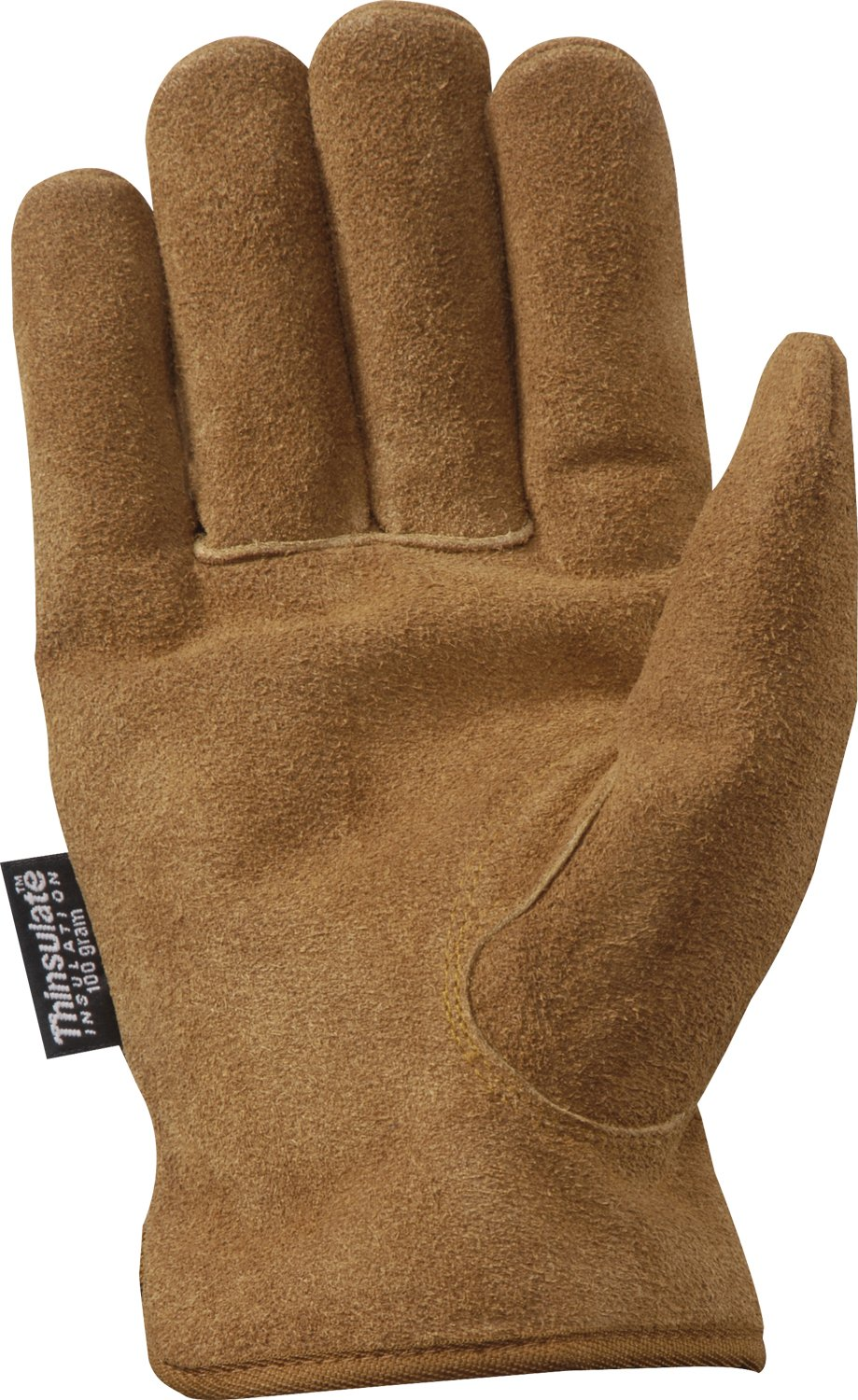 Insulated leather work gloves amazon - Wells Lamont Leather Work Gloves With 100 Gram Thinsulate Insulation Split Cowhide Large 1063l Amazon Com