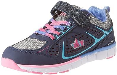 Lico Cool Vs, Mädchen Sneakers, Pink (Pink/Schwarz), 29 EU
