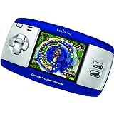 Lexibook - Consola Cyber Arcade, 250 juegos, color azul (JL2374BL)