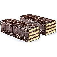 Seven Layer Cake   Petit Four Cakes   Dobosh Torte   Scrumptious 7 Layer Cakes   Kosher   Dairy & Nut Free   16 oz Per…