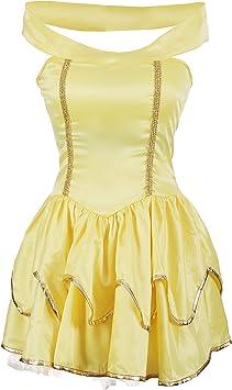 Emmas Wardrobe princesa Disfraz incluye el vestido sin tirantes ...