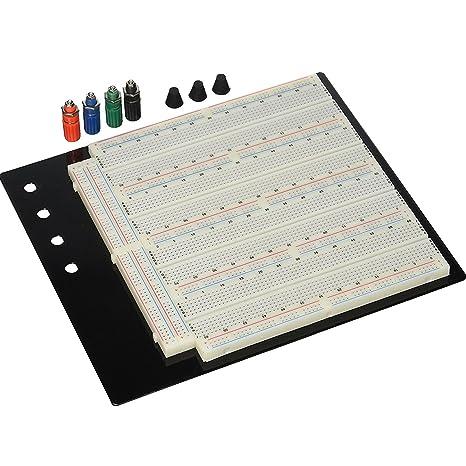 amazon com riorand board cables jumpers 9440 breadboard prototype rh amazon com