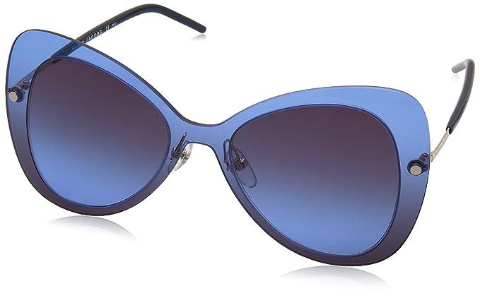 MARC JACOBS Marc Jacobs Damen Sonnenbrille » MARC 47/S«, blau, TOW/FW - blau/rot