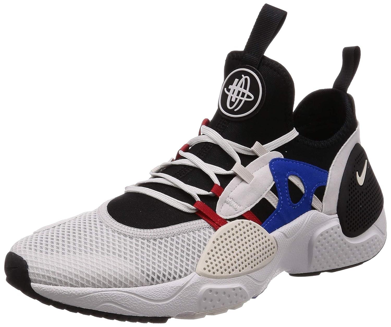promo code 00429 0d9ee Amazon.com | Nike Men's Huarache E.D.G.E TXT Black/White ...