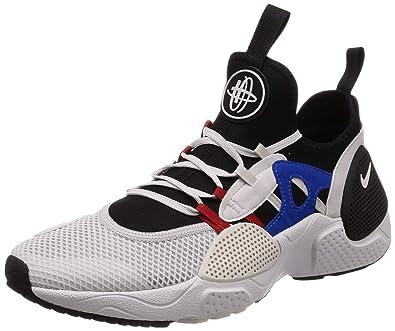 promo code 5f58a cac98 Amazon.com | Nike Men's Huarache E.D.G.E TXT Black/White ...
