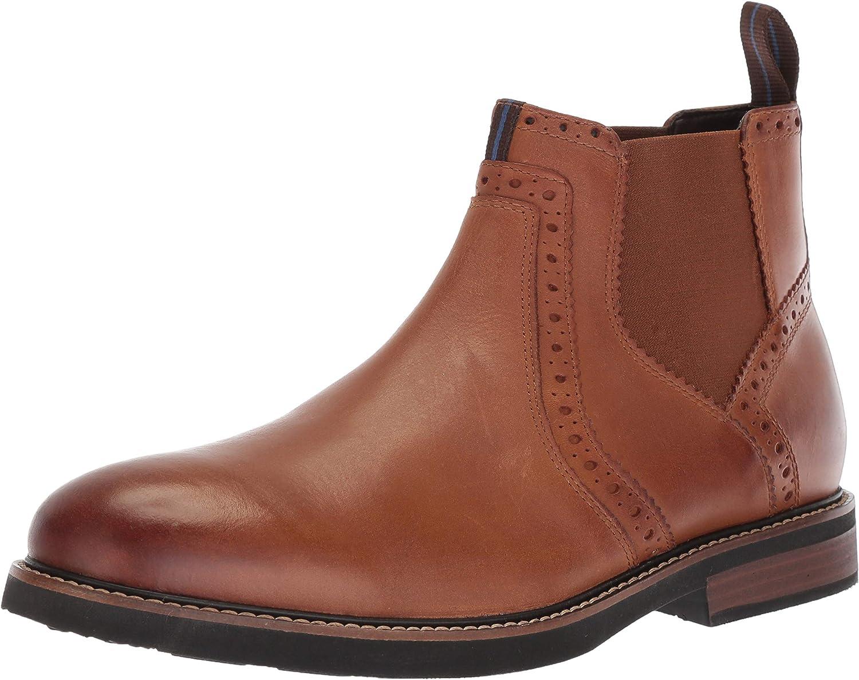 Nunn Bush Men's Otis Classic Chelsea Boot with Comfortable KORE Lightweight Walking Technology 813VDeh%2BSYL