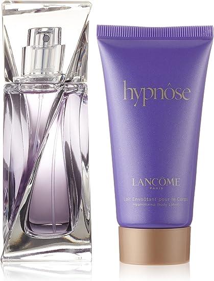 Lancome hipnosis regalo Set Femme/Woman, Eau de Toilette vaporisateur/Spray 30 ml, loción corporal 50 ml, 1er Pack (1 x 80 ml): Amazon.es: Belleza