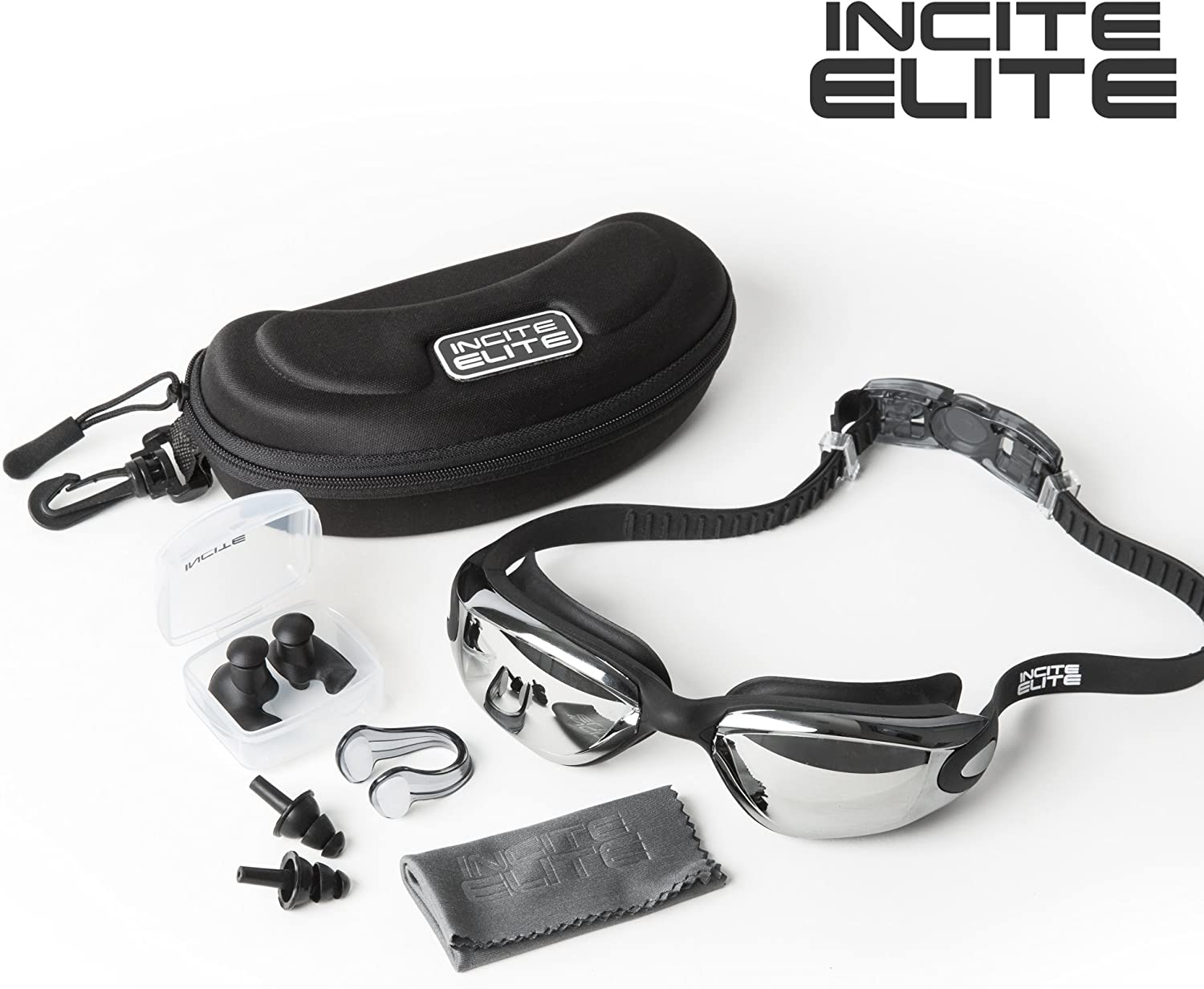 Incite Elite Goggles Kit With Protective Case