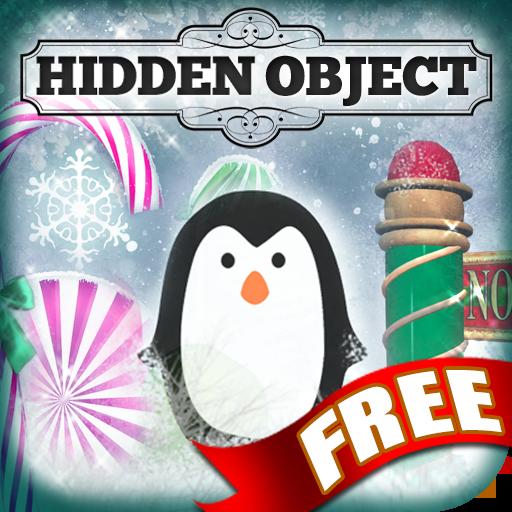 Hidden Object - Christmas in July -
