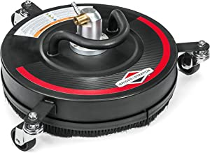 "Briggs & Stratton 18"" Gas Pressure Washer Surface Cleaner Attachment, 2800 – 4200 PSI, 6482"