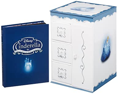 Amazoncom Cinderella Trilogy with Limited Edition Collectible