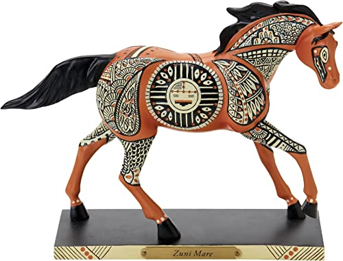 Enesco Trail of Painted Ponies from Zuni Mare Figurine 6.5 in