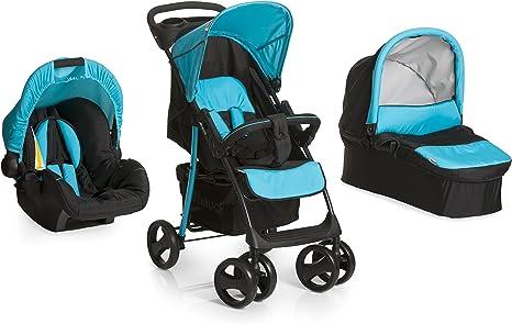 Hauck Shopper SLX Trio Set - Coche de bebes 3 piezas de capazo ...