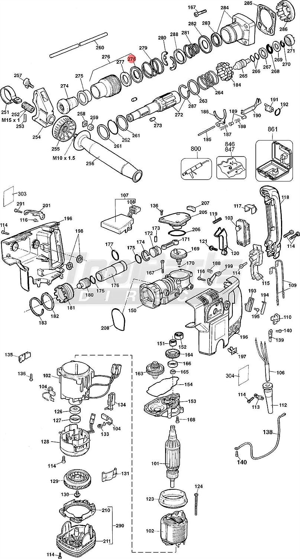 Black Decker 47924700 Sleeve Diy Tools Ufo Engine Diagram