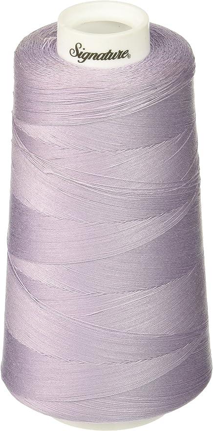 Signature Thread Signature Ctn 3000yd 100/% Cotton Quilt Thread 3000 Black