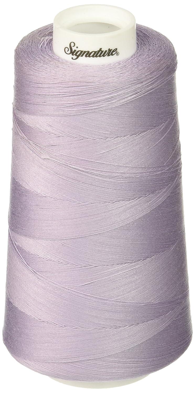 Signature Thread Signature Ctn 3000yd 100/% Cotton Quilt Thread 3000 Lavender