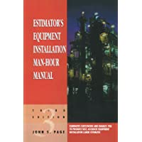 Estimator's Equipment Installation Man-Hour Manual