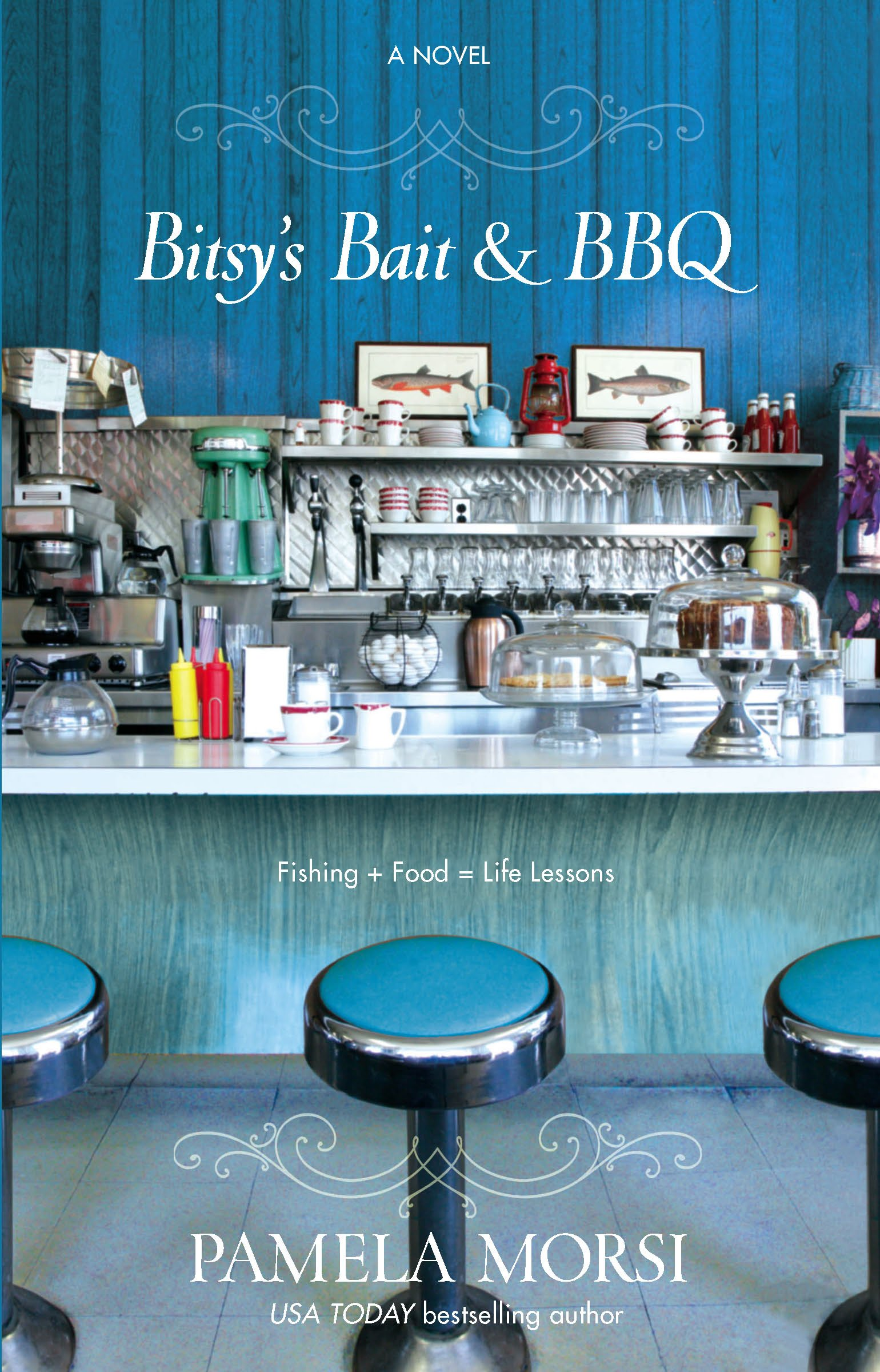 Download Bitsy's Bait & BBQ ebook