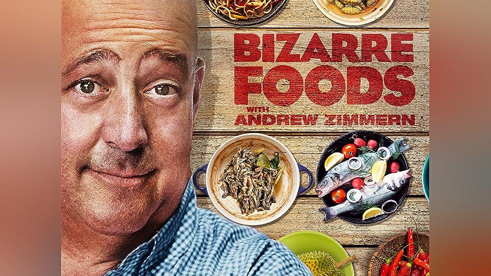 Bizarre Foods with Andrew Zimmern - Season 8