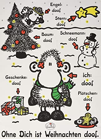 Sheepworld Adventskalender \