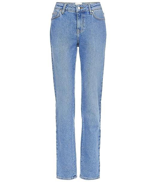 Tommy Hilfiger Mujeres Pantalones de Vaqueros Novio Griffin ...