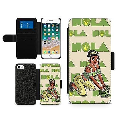 buy popular af466 7e40e Amazon.com: c riveras Tiana NOLA Shirt Inspired Phone case Ralph ...