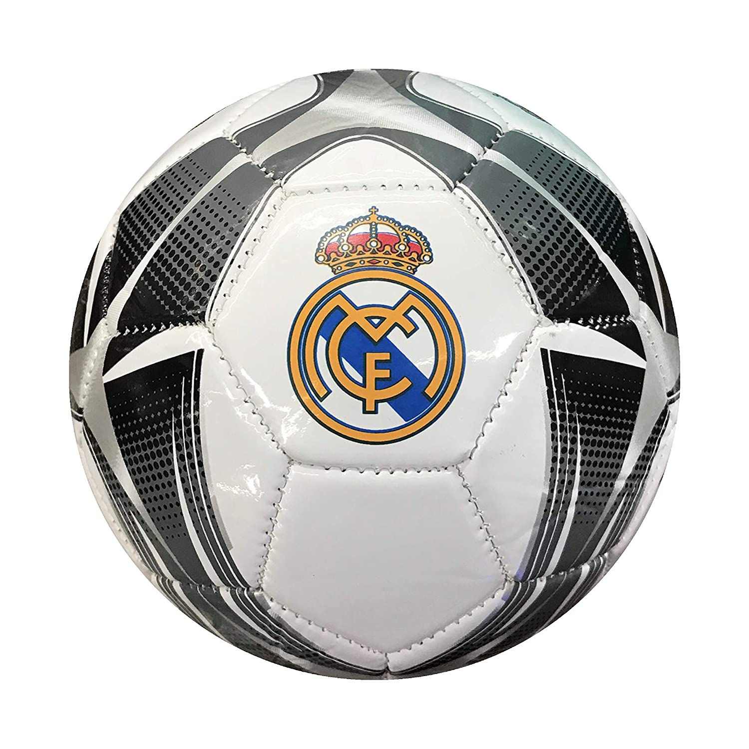Icon Sports Real Madrid - Balón de fútbol (tamaño 2): Amazon.es ...
