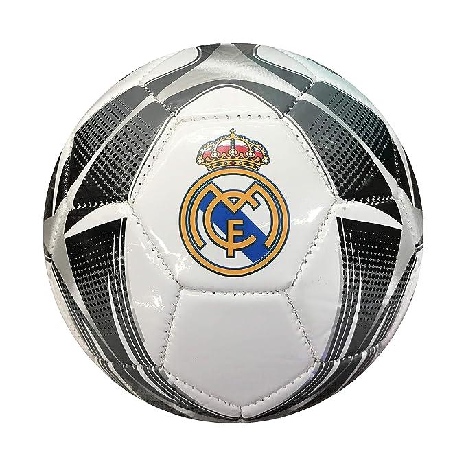 Icon Sports Real Madrid - Balón de fútbol (tamaño 2): Amazon.es ...