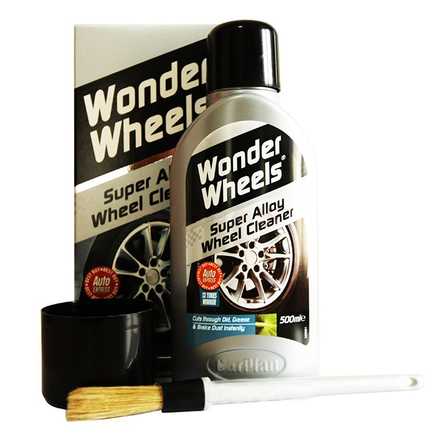 Wonder Wheels Super Alloy Wheel Cleaner, 5 Litre Tetrosyl Ltd WWC005