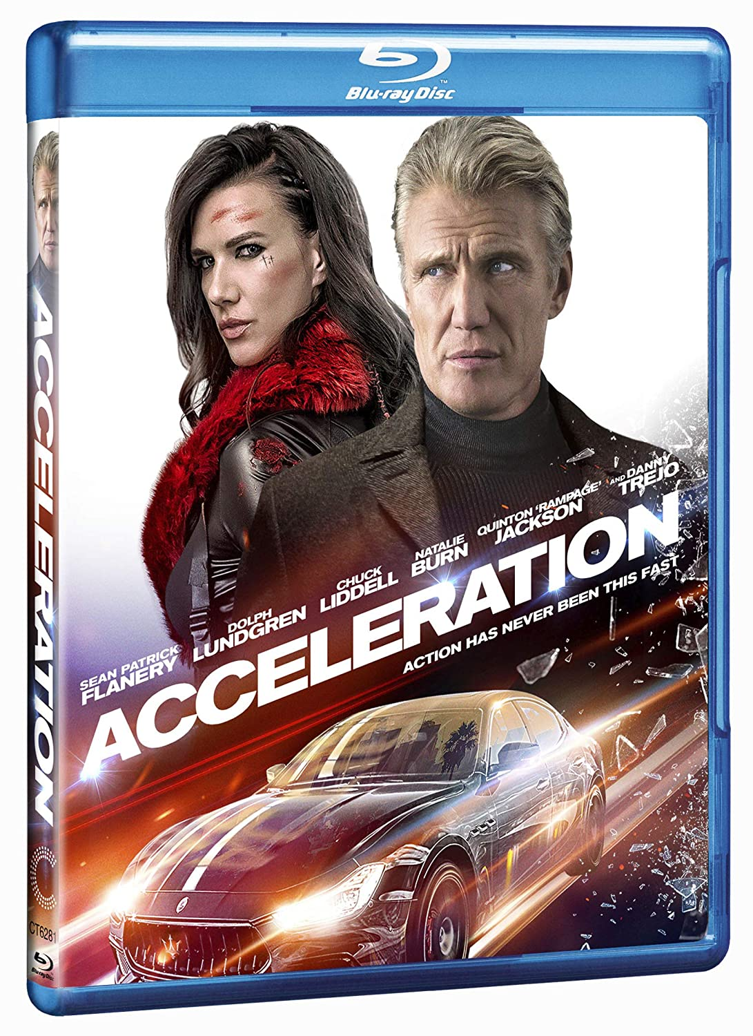 Amazon Com Acceleration Blu Ray Sean Patrick Flanery Dolph