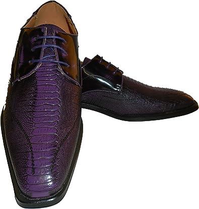Antonio Cerrelli 6535 Mens Dark Purple