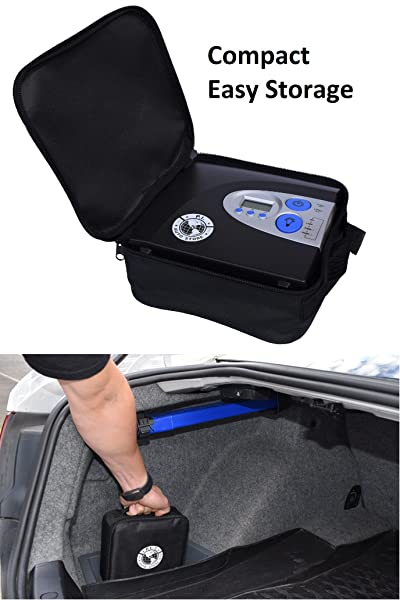it has a carry case for easier transportation and safekeeping.