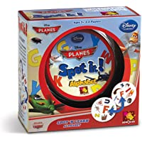 Spot it! Disney Planes Game - Alphabet
