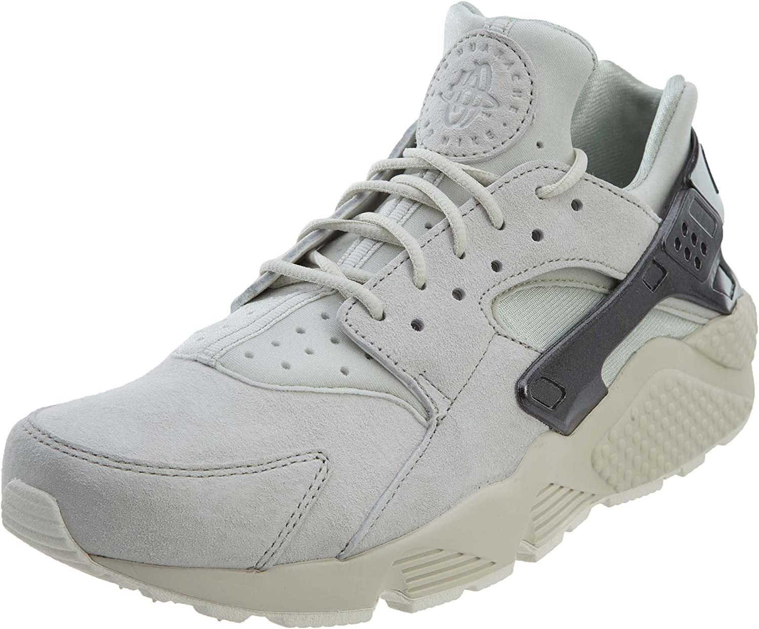 Nike Mens Air Huarache Premium Light Bone 704830 100 Running