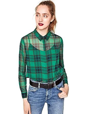 8ec6626cb2 Pepe Jeans PL303133 Shirt Women  Amazon.co.uk  Clothing