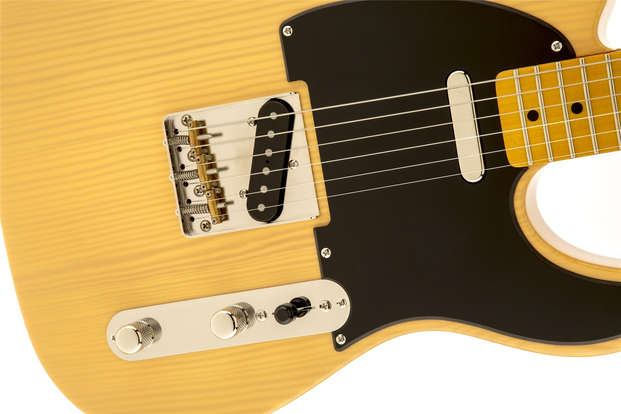 Squier by Fender 50's Telecaster - Maple - Butterscotch Blonde