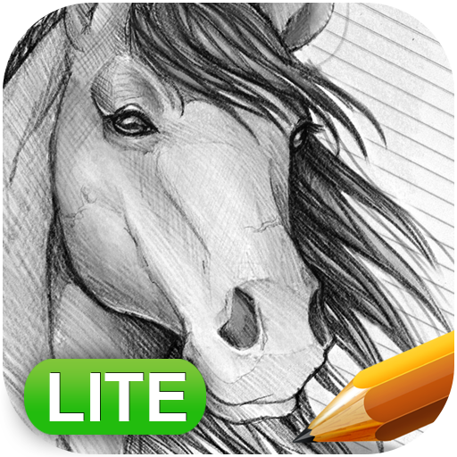 How to Draw Horses: Lite Edition - Horse Games Free