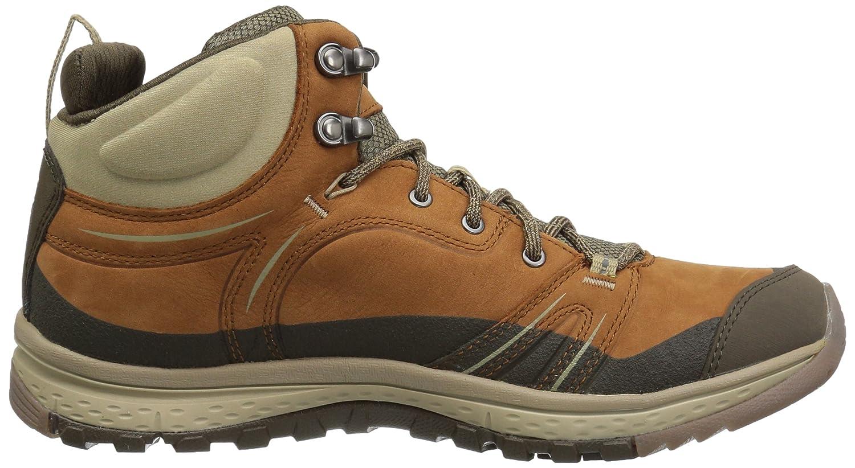 KEEN Women's Terradora Leather Mid Wp-w B(M) Hiking Shoe B01MYO8K6N 10.5 B(M) Wp-w US Timber/Cornstalk 0c284a